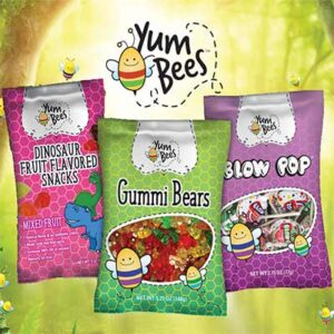 Free YamBees Candy Sample