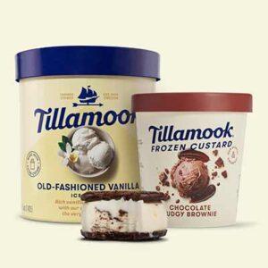 Free 48 oz. Carton of Tillamook Ice Cream