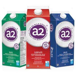 Free a2 Milk Sample