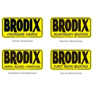 Free Brodix Decals