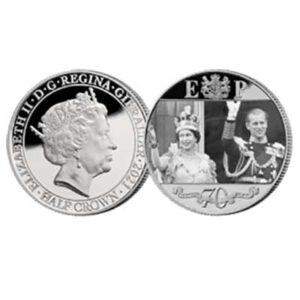 Free Commemorative Prince Philip Silver Coin