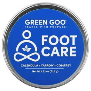 Free Green Goo Foot Care Salve