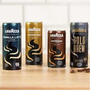 Free Lavazza Iced Coffee