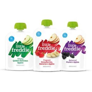 Free Little Freddie Food Pouch