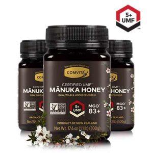 Free Manuka Honey by Comvita