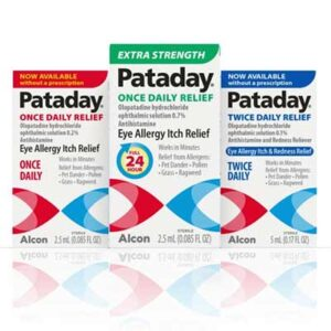 Free Pataday Once Daily Relief Extra Strength