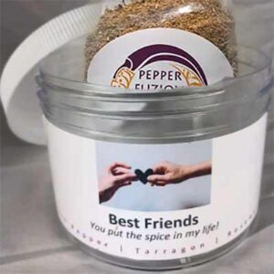 Free Pepper Fusion Spice Blend Sample