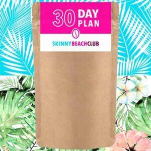 Free Skinny Beach Coffee 30 day program.