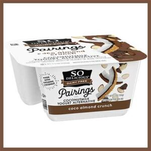 Free So Delicious Dairy Free Pairings Yogurt