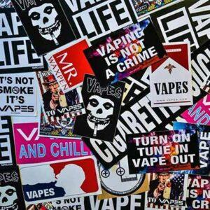 Free Streetwear Stickers