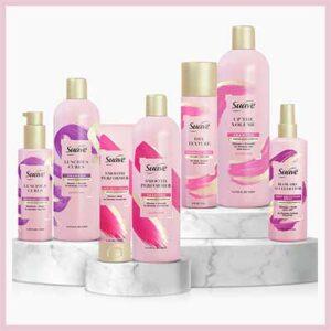 Free Suave Pink Kit