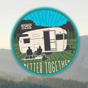 Free Terrain D.O.G Stickers