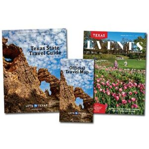 Free Texas State Map and Travel Guide