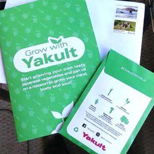 Free Vegetable Seeds Pack