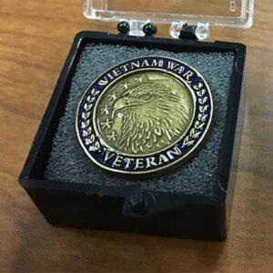 Free Vietnam Veteran Lapel Pin