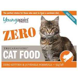 Free Young Again Cat Food