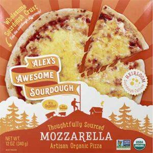 Free Alex's Awesome Sourdough Pizza