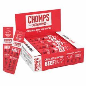 Free Chomps Original Beef Stick