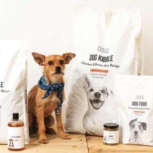 Free Dog Essentials Bundle