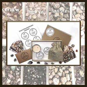 Free Excavating Adventures Class Pack Sample Kit