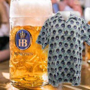 Free Hofbrau Summer Shirt