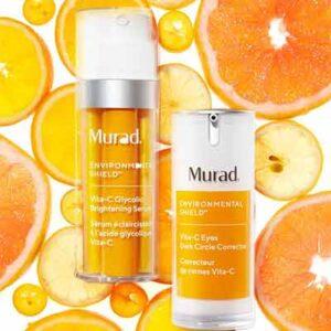 Free Murad Vita-C Glycolic Brightening Serum Sample