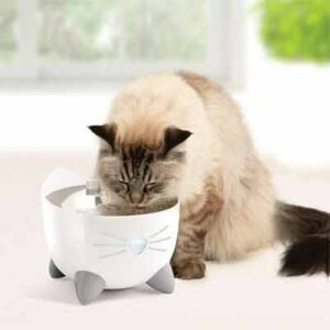 Free PIXI Cat Drinking Fountain