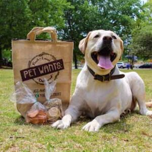 Free Sample of All-Natural Pet Food