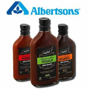Free Signature SELECT Craft BBQ Sauce at Albertsons and Affiliate Stores