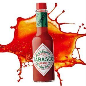 Free Tabasco Sauce Sample