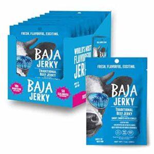 Free Baja Jerky Traditional Beef Jerky