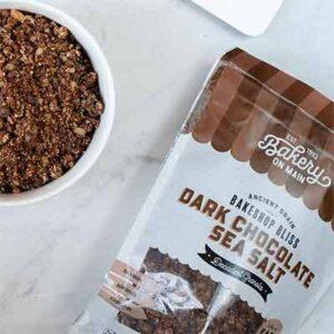 Free Bakery on Main Dark Chocolate Sea Salt Granola
