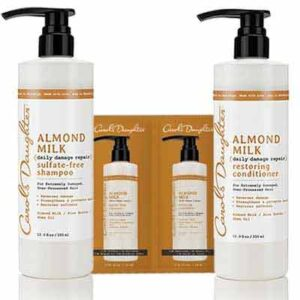Free Carol's Daughter Almond Milk Shampoo & Conditioner Sample