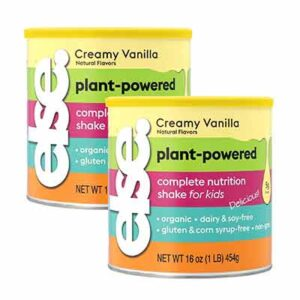 Free Else Nutrition Plant-Powered Complete Nutrition Shake Mixes for Kids