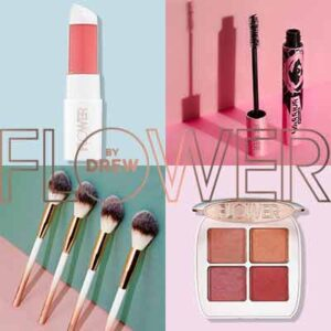 Free Flower Beauty Makeup Products