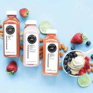 Free Juice or Freeze From Pressed Juicery