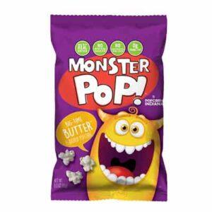 Free Monster Pop Big-Time Butter Popcorn