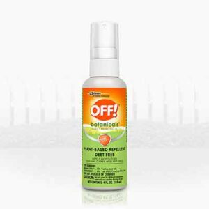 Free OFF! Botanicals Insect Repellent