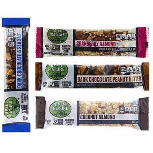 Free Open Nature Fruit & Nut Bar