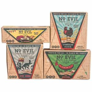Free Plant-Based Meat by No Evil Foods