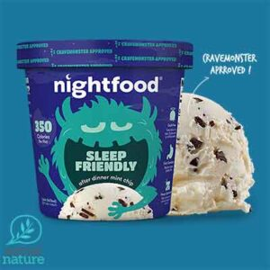 Free Sleep Friendly Ice Cream