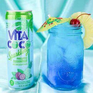 Free Vita Coco Sparkling Coconut Water