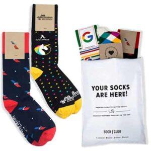 Free Socks From Sock Club Custom