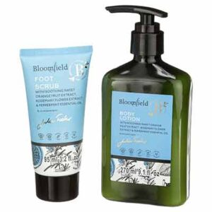 Free Bloomfield and Biophilia Bath Products