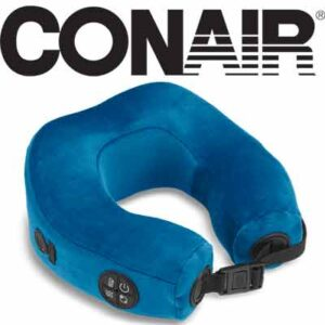 Free ConairCare Rechargeable Neck Pillow