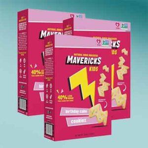 Free Mavericks Snacks Birthday Cake Cookiez