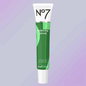 Free No7 Balancing Serum