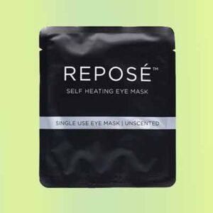 Free Repose Self Heating Eye Mask