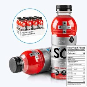 Free SOS Hydration Daily Lifestyle + Immunity Support Drink