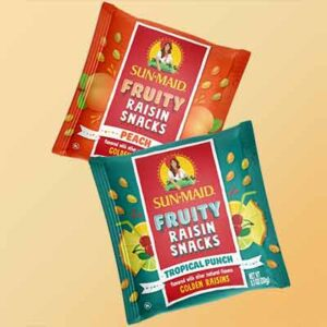 Free Sun-Maid Fruity Raisin Snacks